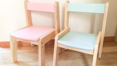【norsta(ノスタ)】リトルデスク&リトルチェアの口コミと組み立て方!子供用の机・椅子におすすめです!