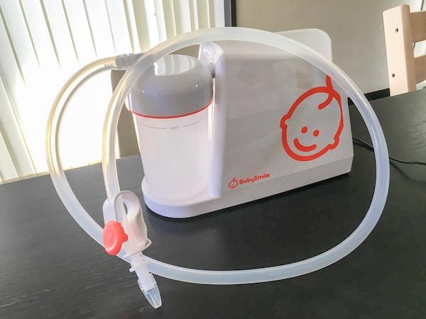 口コミ 鼻水 吸引 器